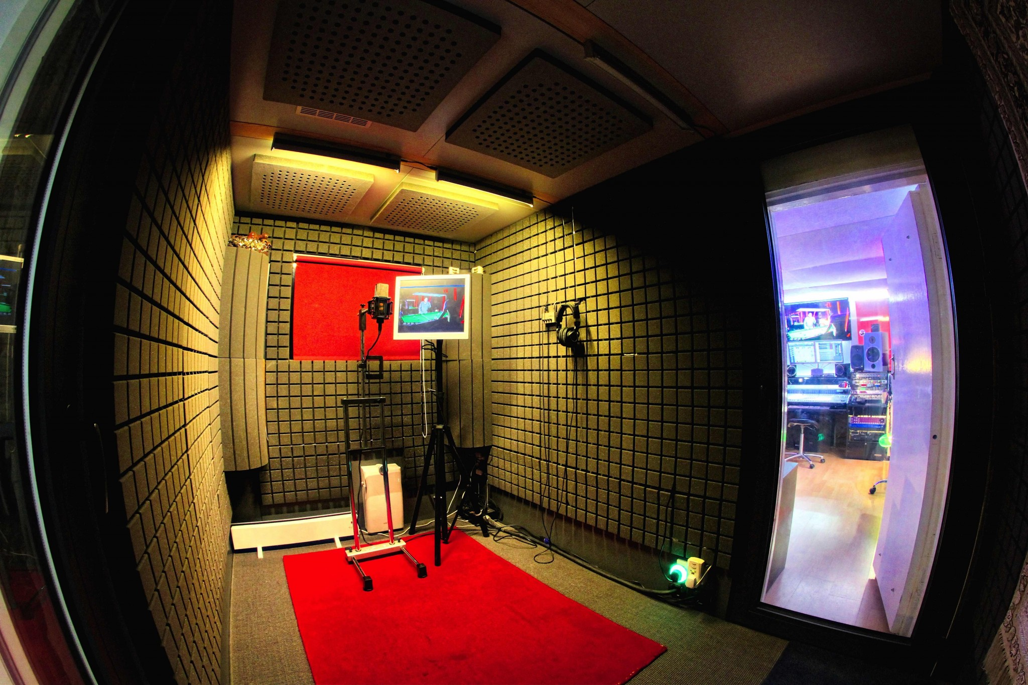 London Voice Over Studio