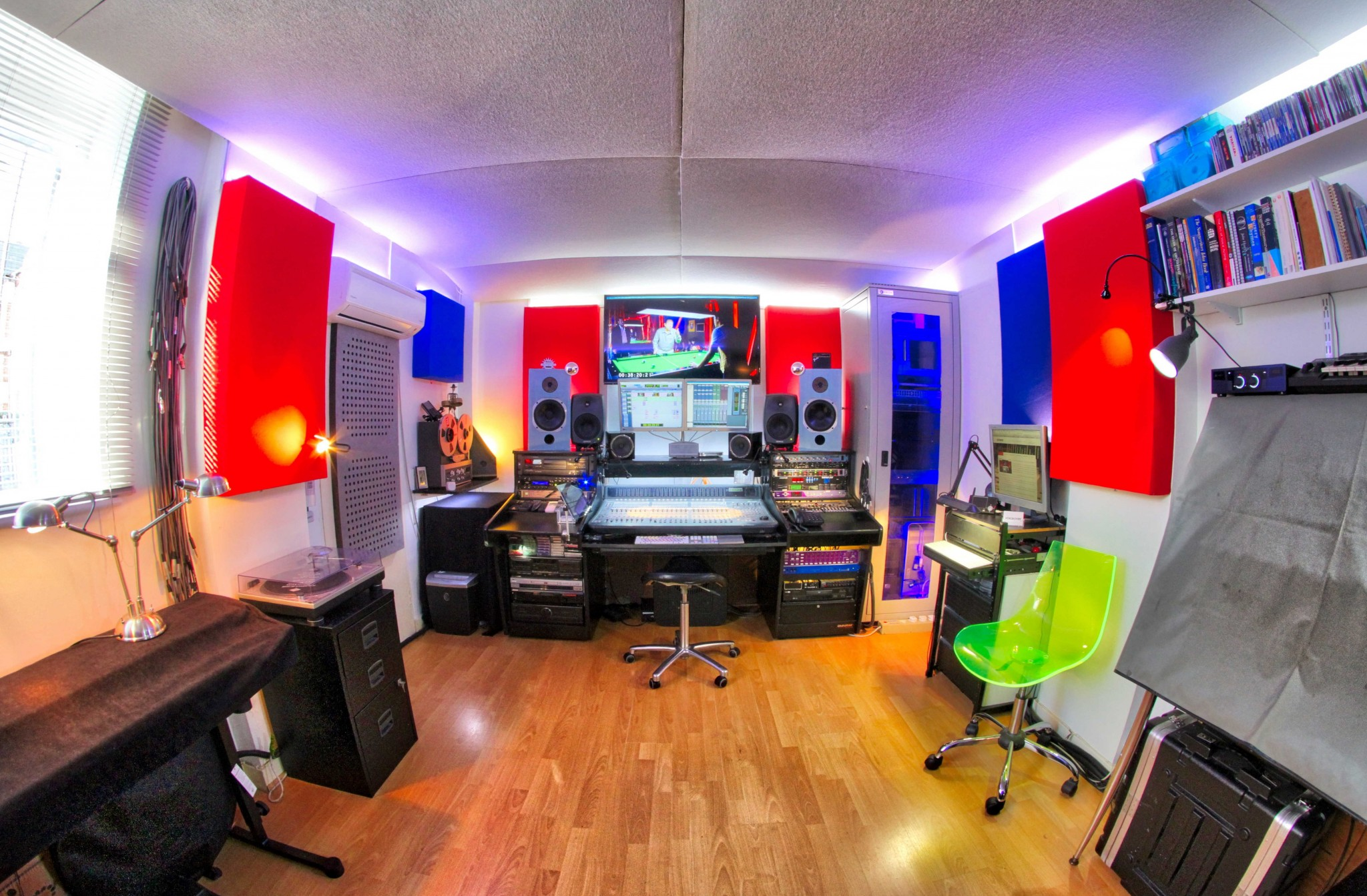 Visit Best Recording Studio In London Boomtown Studio